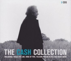 Cash Johnny - Johnny Cash Collection 3Cd (Import)