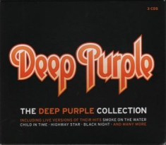 Deep Purple - Deep Purple Collection 3Cd (Import)