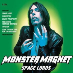 Monster Magnet - Space Lords 3Cd (Import)