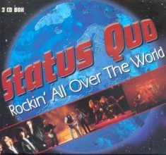 Status Quo - Rockin All Over The World 3Cd Impor