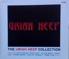 Uriah Heep - Uriah Heep Collection 3Cd (Import)