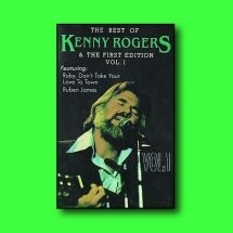 Rogers Kenny - Best Of Kenny Rogers & The First Ed i gruppen CD / Country hos Bengans Skivbutik AB (3052684)