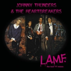 Johnny Thunders & Heartbreakers - Lamf - The Lost '77 Mixes