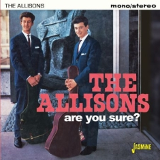 Allisons - Are You Sure?