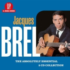 Brel Jacques - Absolutely Essential