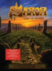 Saxon - Cd Hoard - Ltd.Ed. 5Cd Book Set