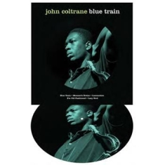 John Coltrane - Blue Train (Picture Disc)