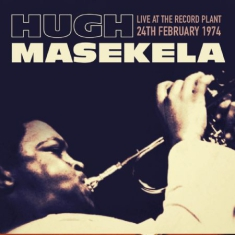 Masekela - Live At Record Plant 1974 (Fm)