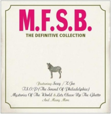 M.F.S.B - Definitive Collection: Deluxe Editi