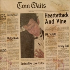 Tom Waits - Heartattack And Vine (Remastered)
