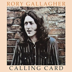 Rory Gallagher - Calling Card (Vinyl)