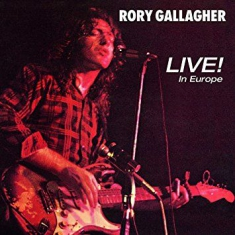 Gallagher Rory - Live In Europe (Vinyl)