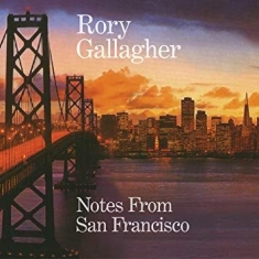 Gallagher Rory - Notes From San Francisco (Vinyl)