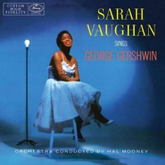 Sarah Vaughan - Sings George Gershwin (2Lp)