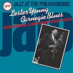 Lester Young - Jatp: Carnegie Blues (Vinyl)