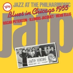 Peterson Oscar - Jatp: Blues In Chicago 1955 (Vinyl)