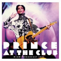 Prince - At The Club - Miami Broadcast 1994