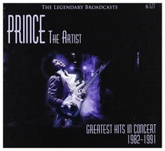 Prince - Greatest Hits In Concert 82-91