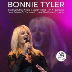 Bonnie Tyler - Live Europe Tour 2006-07 2Lp Import