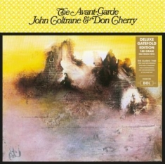 Coltrane John & Don Cherry - The Avant Garde
