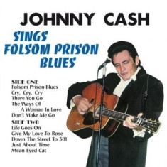 Cash Johnny - Johnny Cash Sings Folsom Prison Blu