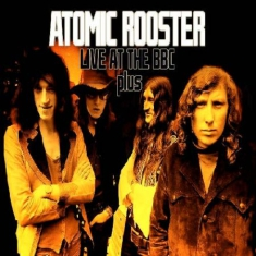 Atomic Rooster - Live At Bbc & German Tv (2Cd+Dvd)