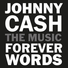 Blandade Artister - Johnny Cash: Forever Words