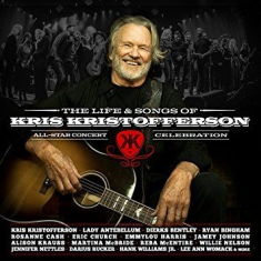 Various artists - Life & Songs of Kris Kristofferson  (2Cd + Dvd)