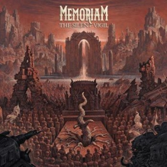 Memoriam - The Silent Vigil(Digipak)