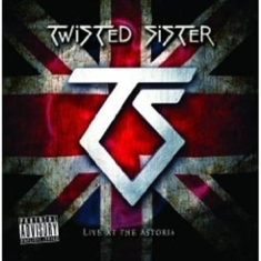 Twisted Sister - Live At The Astoria Cd/Dvd