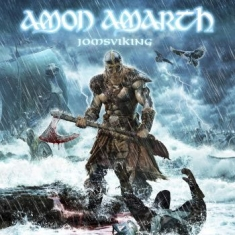 Amon Amarth - Jomsviking(Black Vinyl Reissue)
