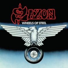Saxon - Wheels Of Steel (Vinyl)