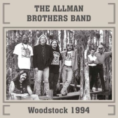 Allman Brothers Band The - Woodstock 1994