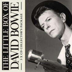 Bowie David - Little Box Of (3 Cd)