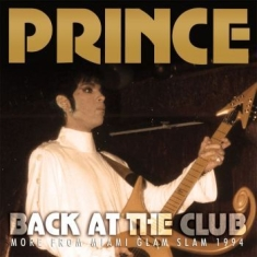 Prince - Back At The Club (Broadcast 1994)