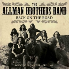 Allman Brothers Band - Back On The Road (Live Broadcast 19