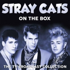 Stray Cats - On The Box (Live Broadcasts)