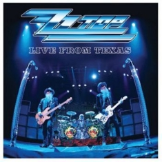 ZZ Top - Live From Texas (2 Lp)