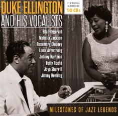Ellington Duke - Milestones Of Jazz Legends