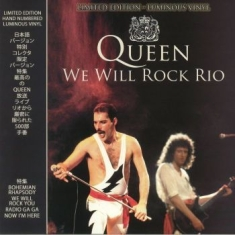 Queen - We Will Rock Rio (Luminous)