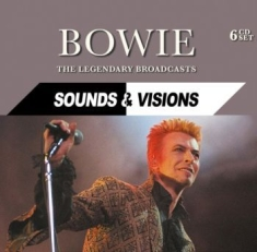 Bowie David - Sounds & Visions - The Legendary Br