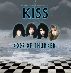 Kiss - Gods Of Thunder (Limited Blue Vinyl