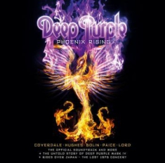 Deep Purple - Phoenix Rising 2Lp [import]