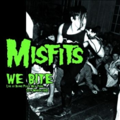 Misfits - We Bite: Irving Plaza New York 1982
