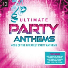 Blandade Artister - Ultimate... Party Anthems