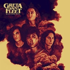 "Greta Van Fleet - Black Smoke Rising (12"" Ep) - IMPORT"
