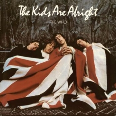 Who - Kids Are Alright Red/Blue [import]
