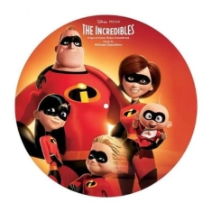 Filmmusik - The Incredibles (Vinyl)