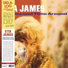 Etta James - The Second Time Around (Lp+Cd)