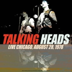 Talking Heads - Best Of Live Chicago August 28 1978